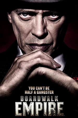 Poster Boardwalk Empire